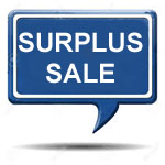 Surplus Equipment for Sale